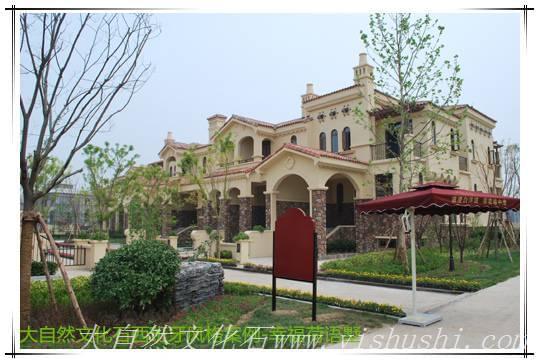 别墅外墙文化石风格篇(一)-------西班牙风格