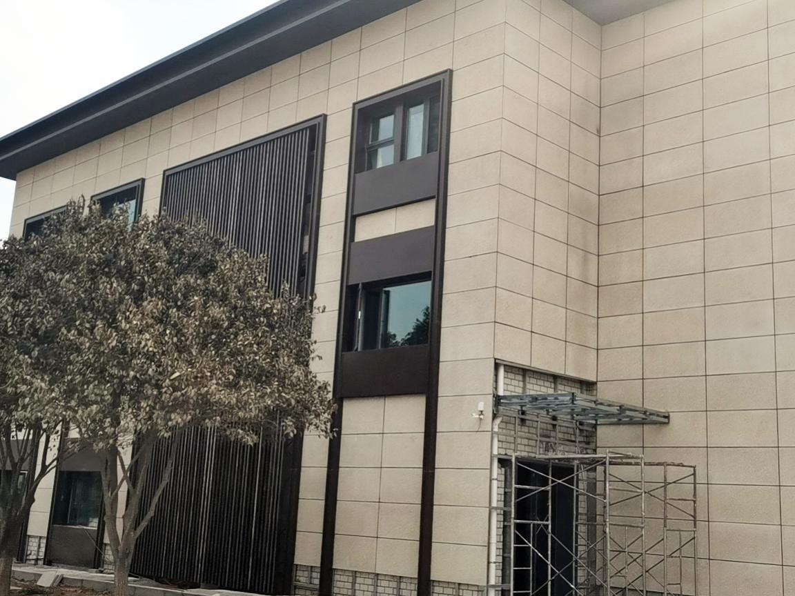 【真岩石案例】—山西运城威顿集团办公楼