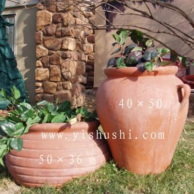 景观陶罐组合15