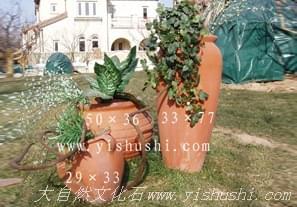景观陶罐组合14