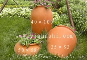 景观陶罐组合24