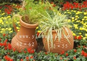 景观陶罐组合32