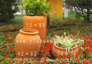 景观陶罐组合33